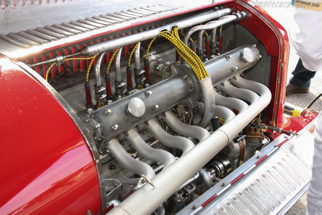 Alfa Romeo Tipo B P3 Monoposto - Chassis: 50006   - 2008 Goodwood Revival