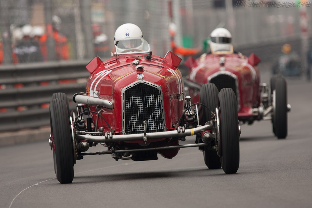 Click here to open the Alfa Romeo Tipo B P3 Monoposto  gallery