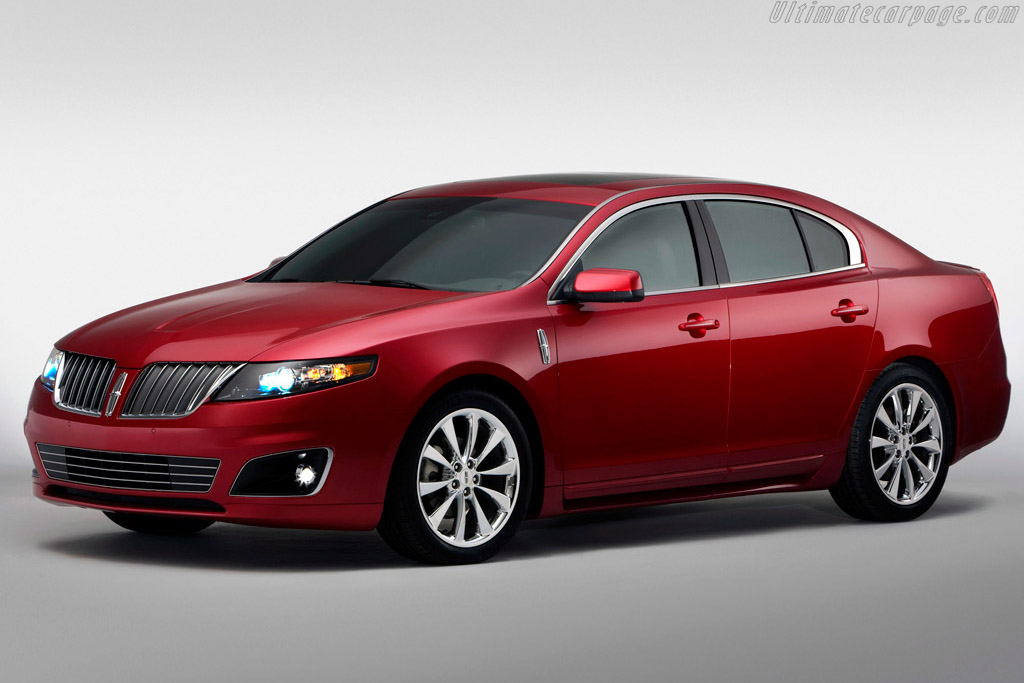 Click here to open the Lincoln MKS Ecoboost gallery