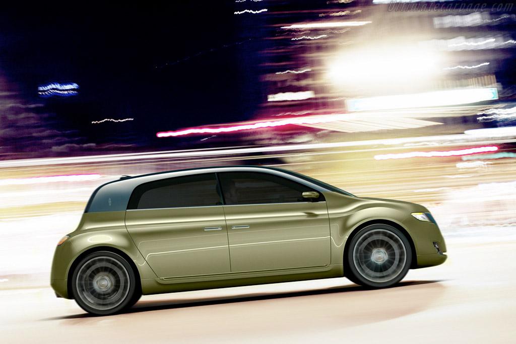 Lincoln Concept Car >> Lincoln C Concept