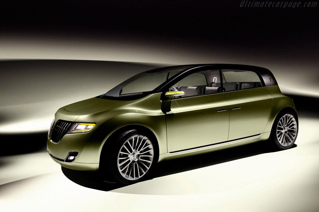 Lincoln Motor Company >> Lincoln C Concept