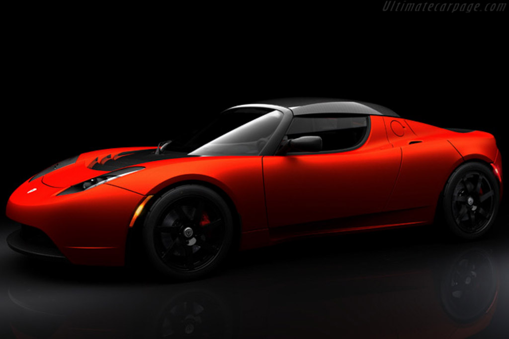 Click here to open the Tesla Roadster Sport gallery