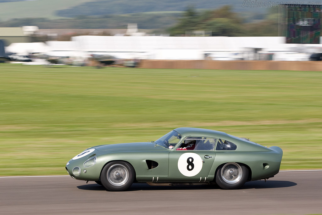 Aston Martin DP214 - Chassis: 0194/R   - 2008 Goodwood Revival