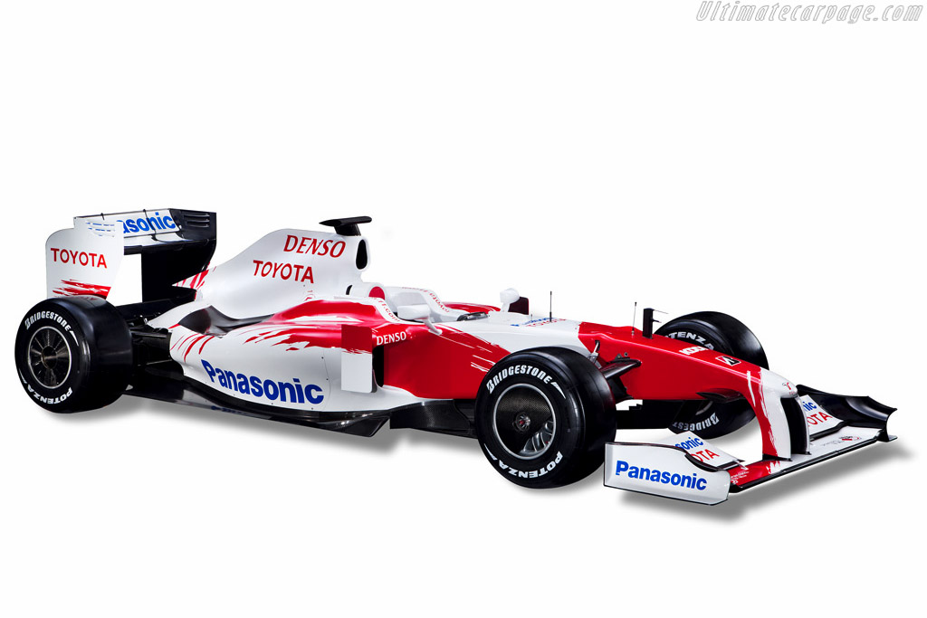 Click here to open the Toyota TF109 gallery