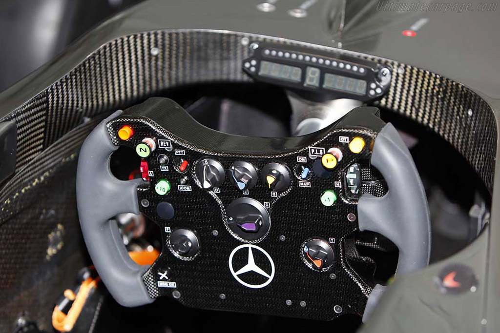 McLaren MP4-24 Mercedes
