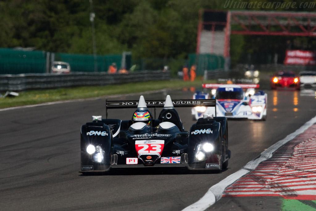 Ginetta-Zytek GZ09S - Chassis: 09S-04   - 2009 Le Mans Series Spa 1000 km