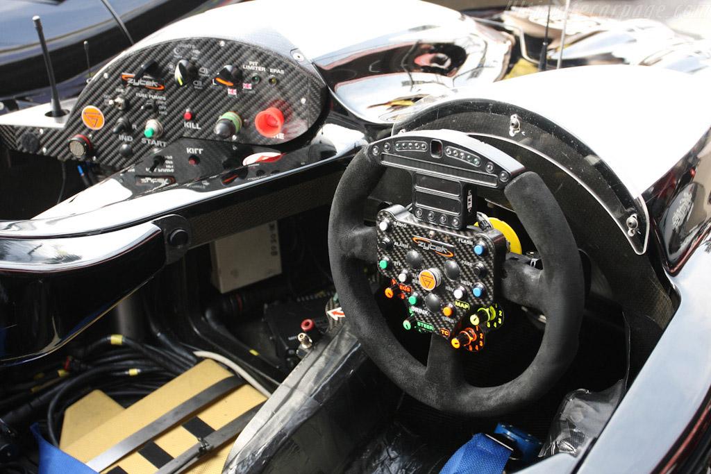 Ginetta-Zytek GZ09S - Chassis: 09S-04   - 2009 Le Mans Series Catalunya 1000 km