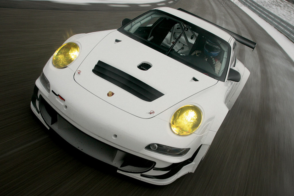 Click here to open the Porsche 997 GT3 RSR Evo '09 gallery