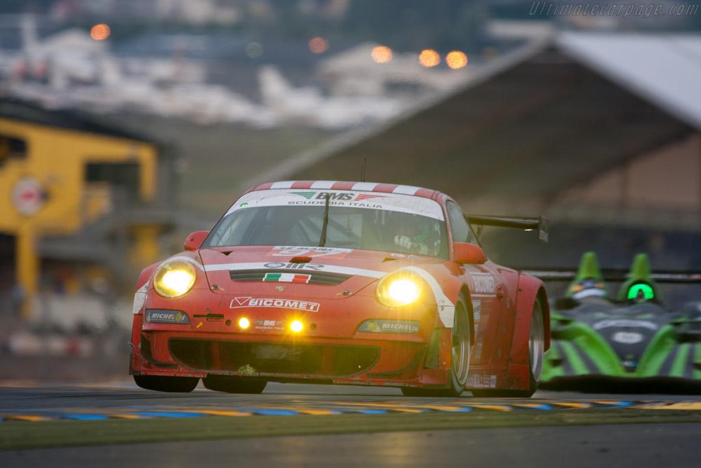 Porsche 911 GT3 RSR Evo '09 - Chassis: WP0ZZZ99ZAS799913   - 2010 24 Hours of Le Mans