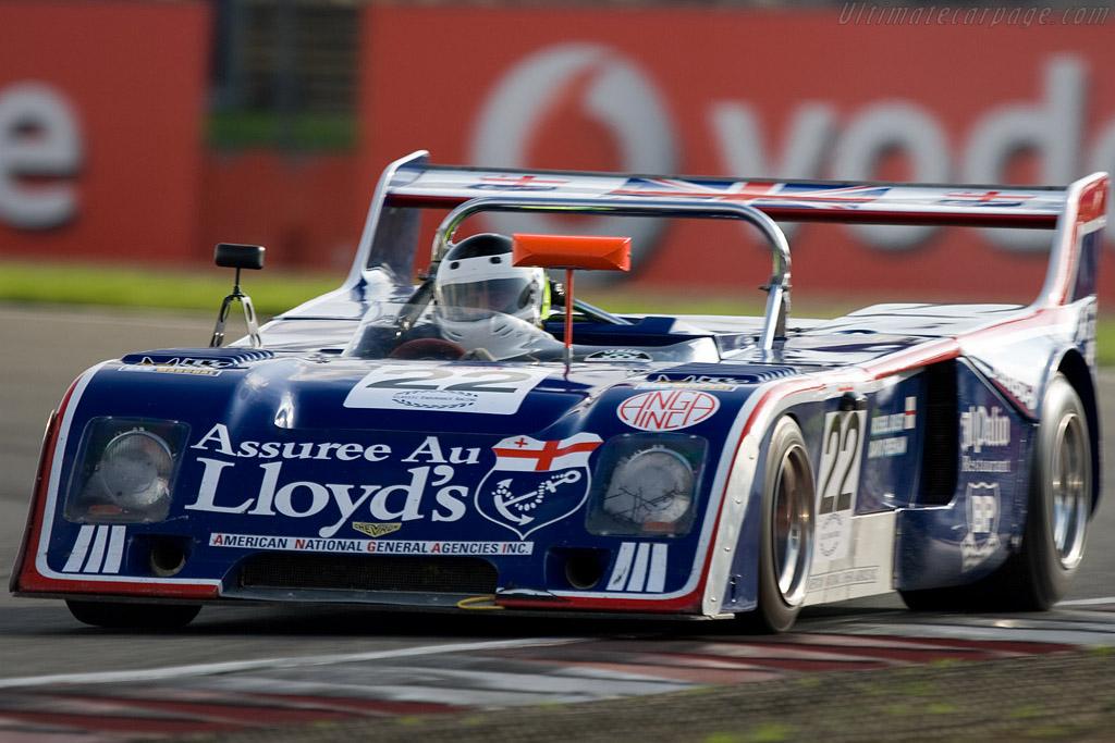 Chevron B31 Hart - Chassis: B31-75-04   - 2008 Le Mans Series Silverstone 1000 km