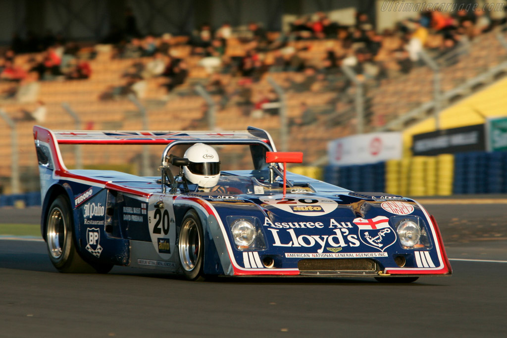 Chevron B31 Hart - Chassis: B31-75-04   - 2008 Le Mans Classic