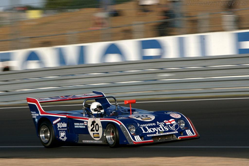 Chevron B31 Hart - Chassis: B31-75-04  - 2008 Le Mans Classic