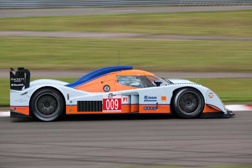 Lola-Aston Martin B09/60 - Chassis: B0960-HU01S   - 2009 Le Mans Series Spa 1000 km