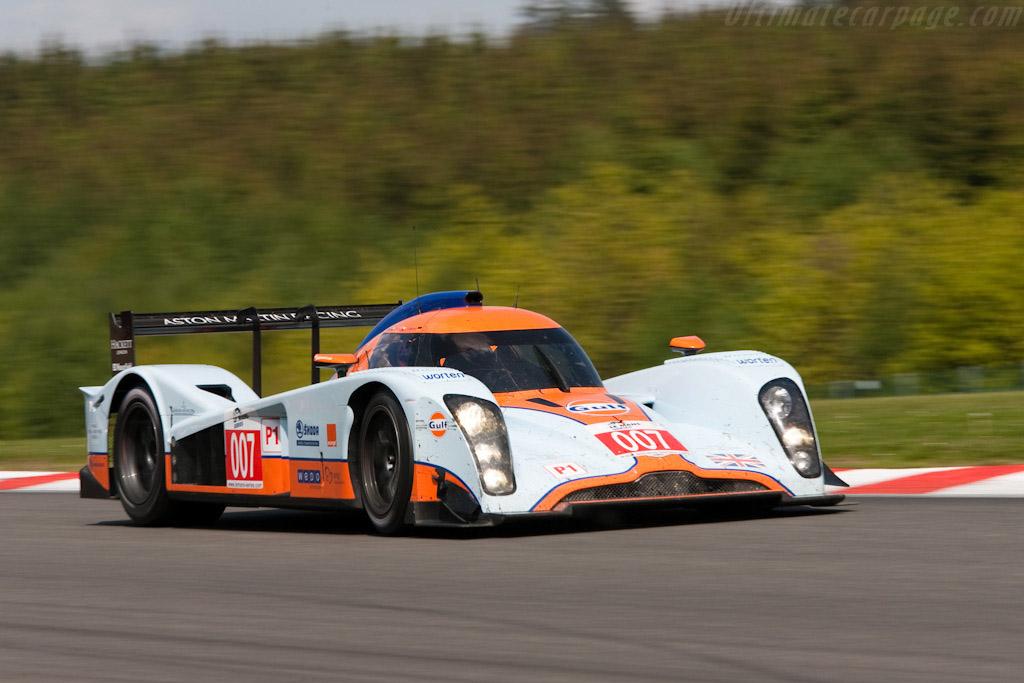 Lola-Aston Martin B09/60 - Chassis: B0960-HU02   - 2009 Le Mans Series Spa 1000 km