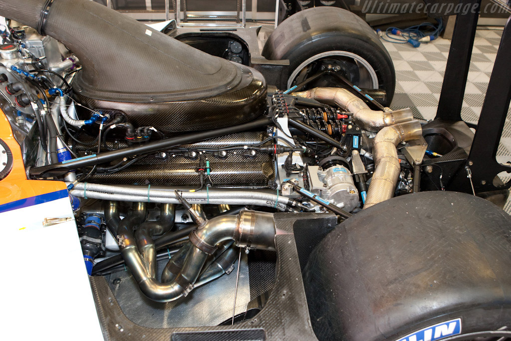 Lola-Aston Martin B09/60 - Chassis: B0960-HU02   - 2009 Le Mans Series Catalunya 1000 km