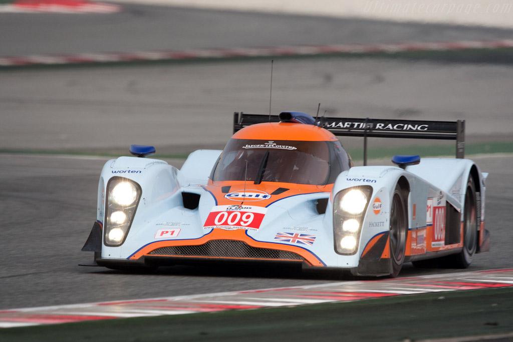 Lola-Aston Martin B09/60 - Chassis: B0860-HU02   - 2009 Le Mans Series Catalunya 1000 km