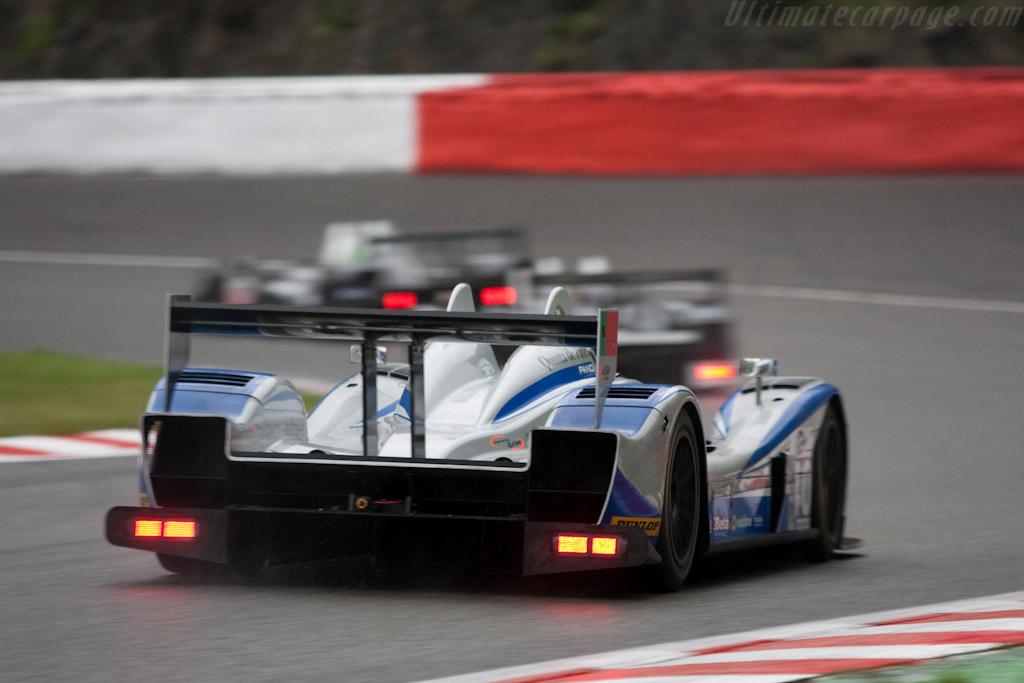Ginetta-Zytek GZ09S/2 - Chassis: 09S-05   - 2009 Le Mans Series Spa 1000 km