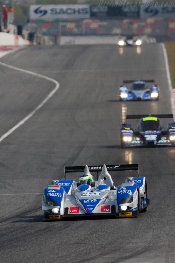 Ginetta-Zytek GZ09S/2 - Chassis: 09S-05   - 2009 Le Mans Series Catalunya 1000 km