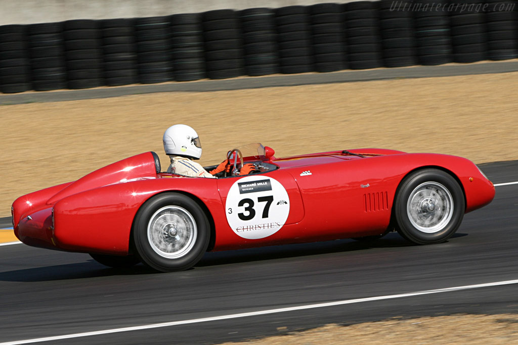 OSCA MT4 TN 1500 S Morelli Spider - Chassis: 1185   - 2004 Le Mans Classic