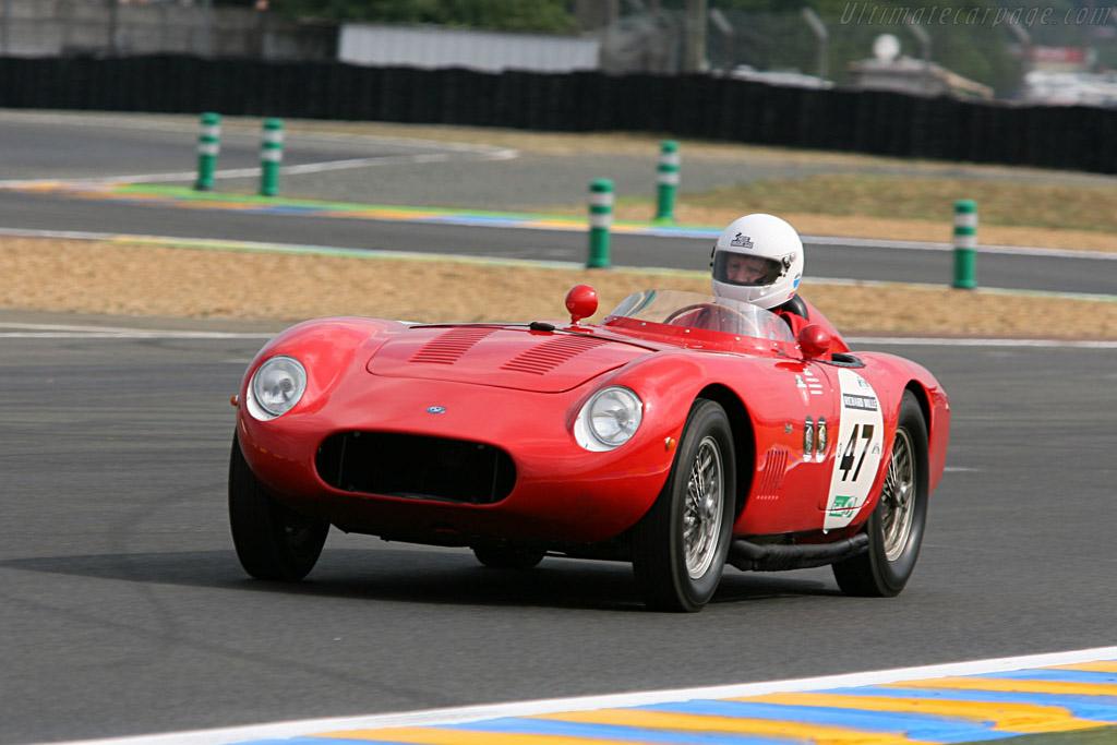 OSCA MT4 TN 1500 S Morelli Spider - Chassis: 1185   - 2006 Le Mans Classic