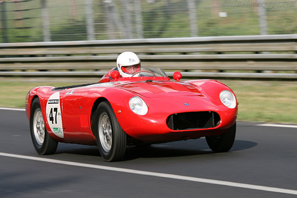 OSCA MT4 TN 1500 S Morelli Spider - Chassis: 1185   - 2006 Le Mans Classic