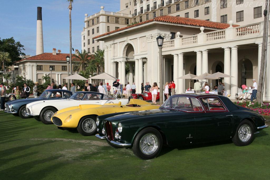 Ferrari 375 America Pinin Farina Coupe Speciale - Chassis: 0355AL   - 2005 Cavallino Classic
