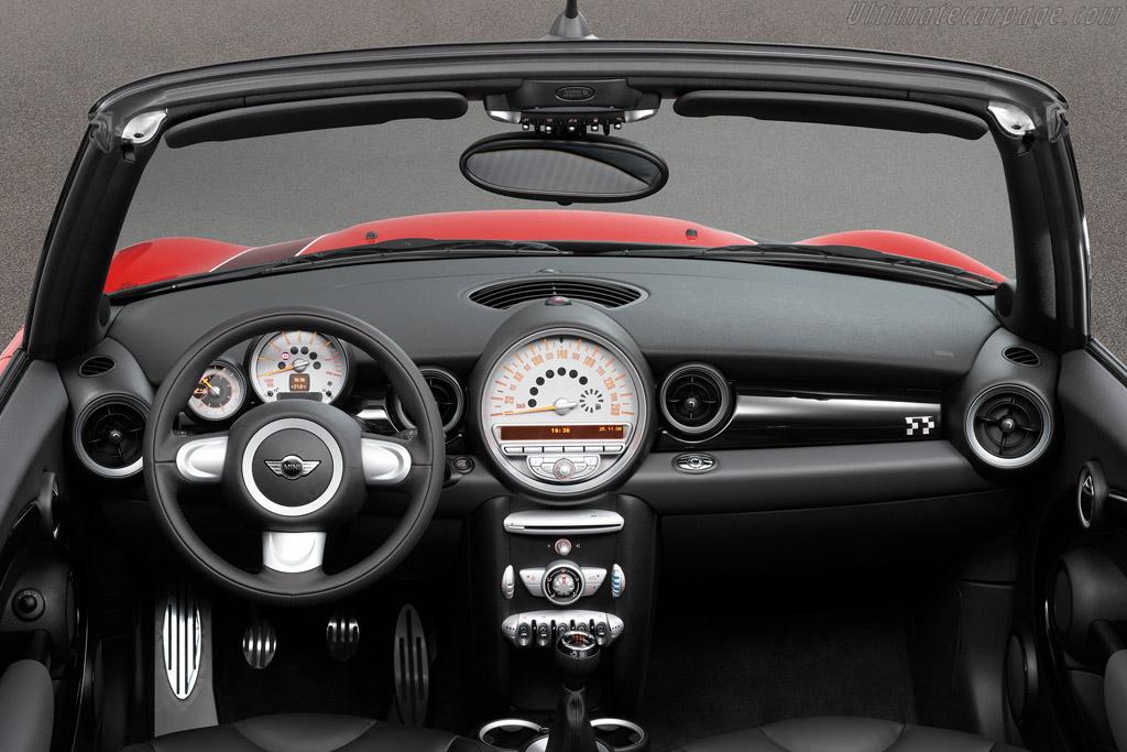 MINI Cooper S Convertible Mk II JCW