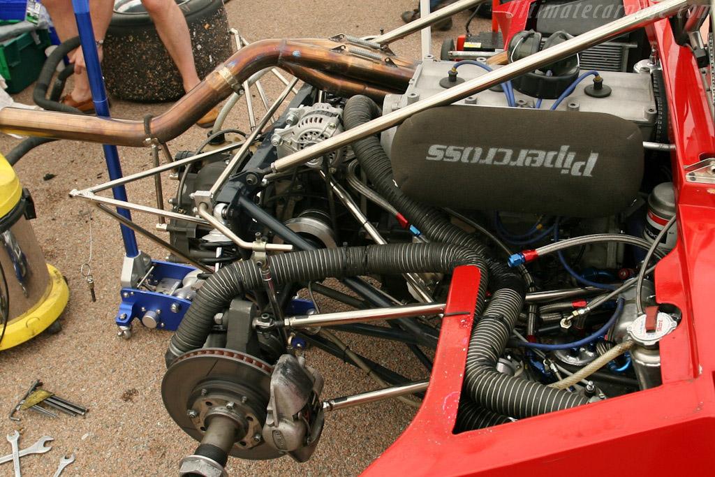 Chevron B19 Cosworth - Chassis: B19-71-9   - 2008 Le Mans Series Monza 1000 km