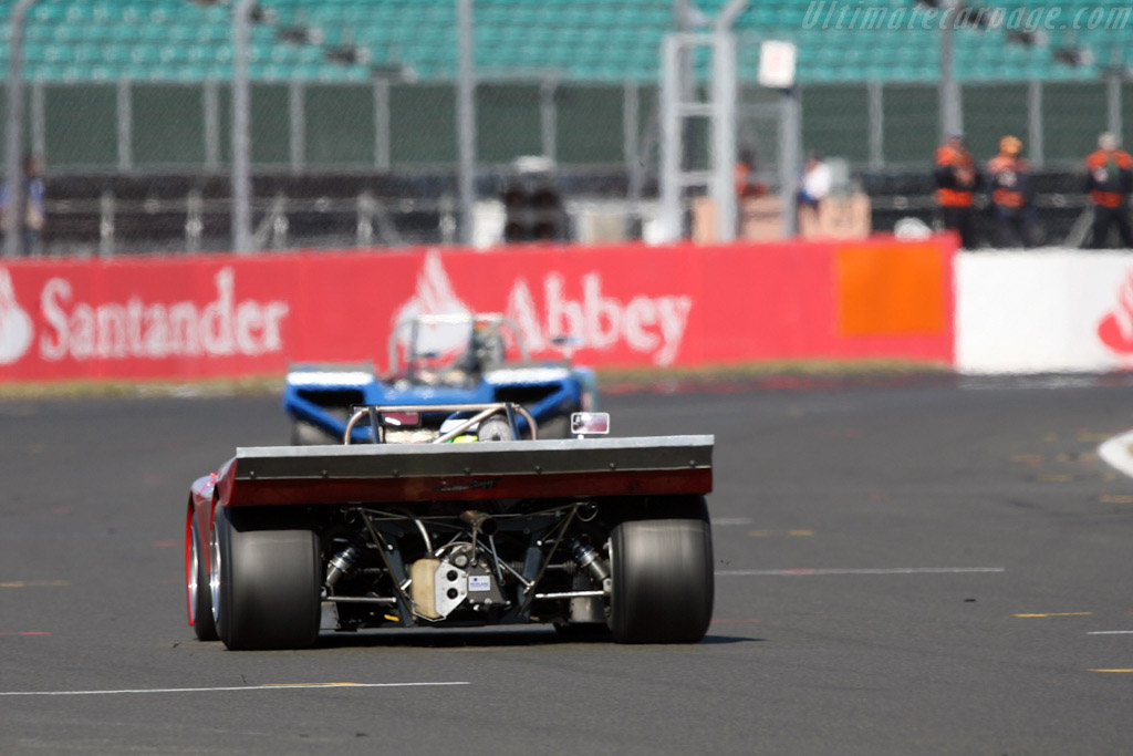 Chevron B19 Cosworth - Chassis: B19-71-9   - 2007 Le Mans Series Silverstone 1000 km