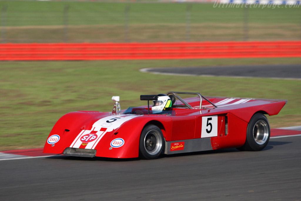 Chevron B19 Cosworth - Chassis: B19-71-9   - 2007 Le Mans Series Silverstone 1000 km