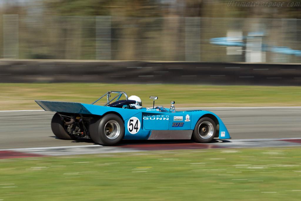 Chevron B19 Cosworth - Chassis: B19-71-30   - 2016 Zolder Masters Festival