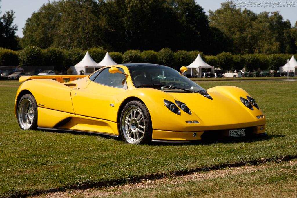 Pagani Zonda C12 - Chassis: 76003  - 2019 Chantilly Arts & Elegance