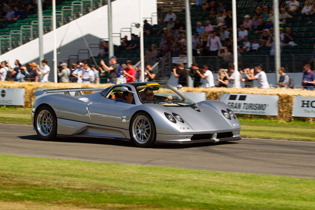 Pagani Zonda C12 - Chassis: 76001  - 2019 Goodwood Festival of Speed