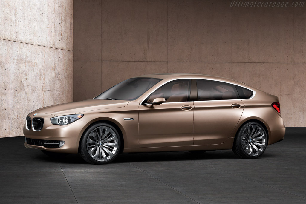 Click here to open the BMW 5-Series Gran Turismo Concept gallery
