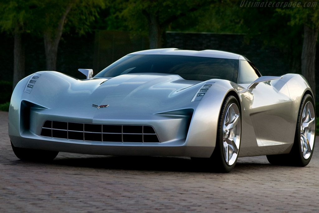 Click here to open the Chevrolet Corvette Stingray Concept gallery