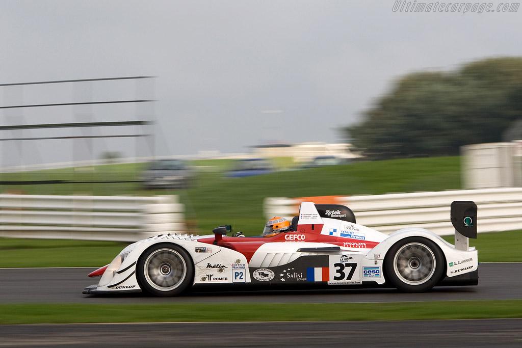 WR LMP 2008 Zytek - Chassis: 2008-001   - 2008 Le Mans Series Silverstone 1000 km