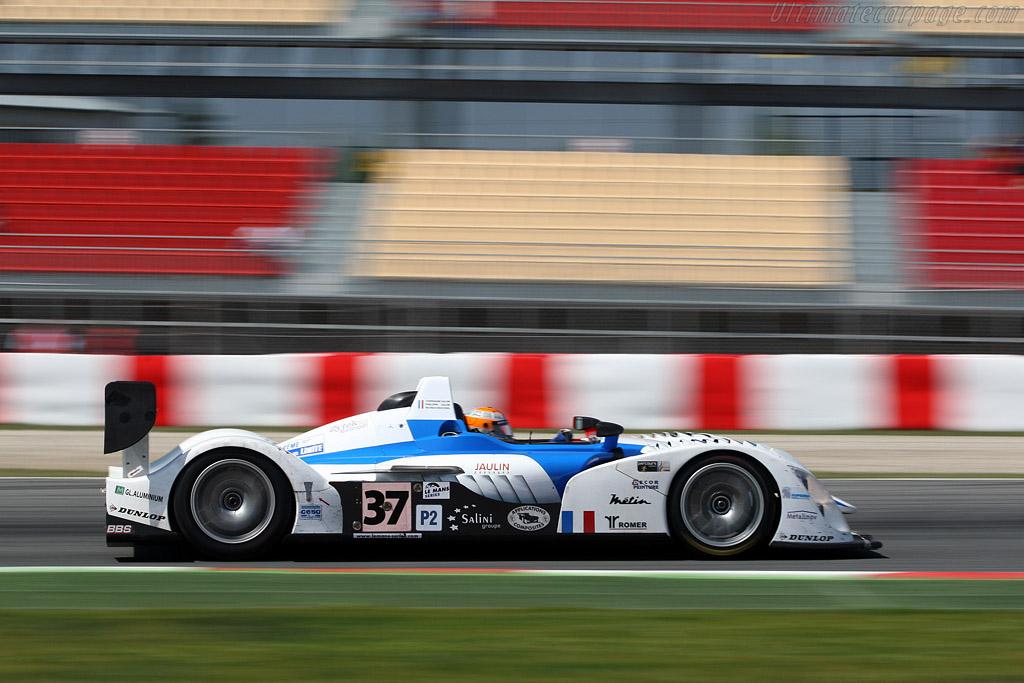 WR LMP 2008 Zytek - Chassis: 2008-001   - 2008 Le Mans Series Catalunya 1000 km