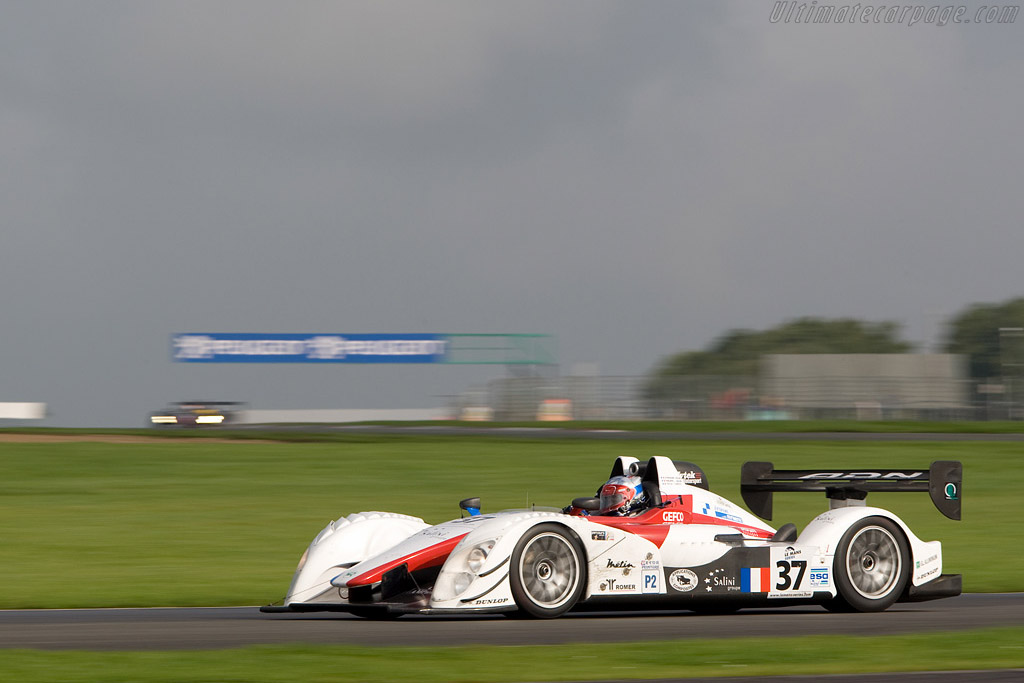 WR LMP 2008 Zytek - Chassis: 2008-001   - 2008 Le Mans Series Silverstone 1000 km