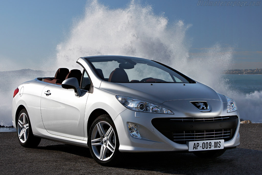 Click here to open the Peugeot 308 CC gallery