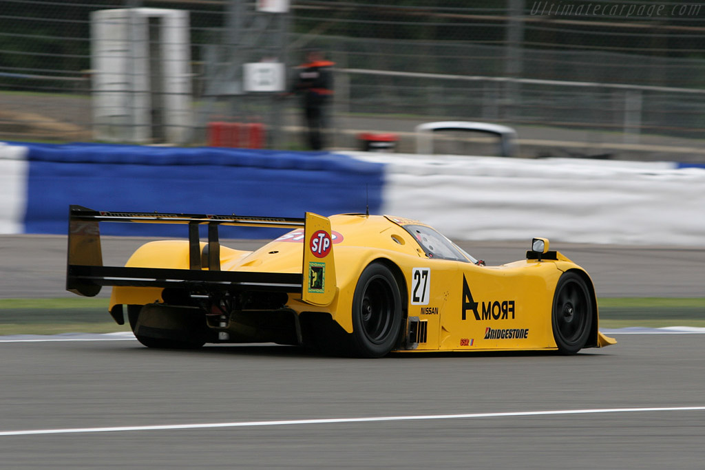 Nissan R91CP - Chassis: R90C/7   - 2005 Silverstone Classic