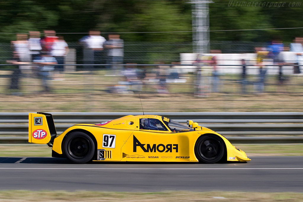 Nissan R91CP - Chassis: R90C/7   - 2008 24 Hours of Le Mans