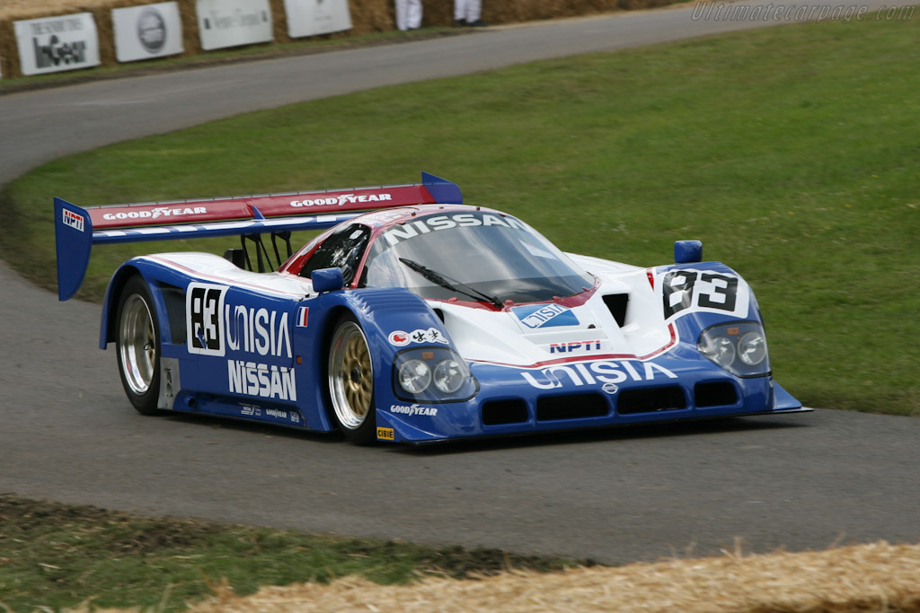 Nissan R90CK - Chassis: R90C/5   - 2007 Goodwood Festival of Speed