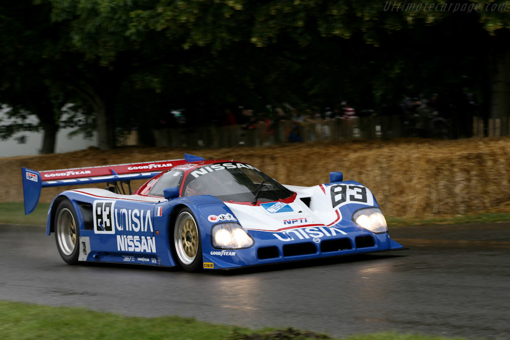 Nissan R90CK - Chassis: R90C/5   - 2008 Goodwood Festival of Speed