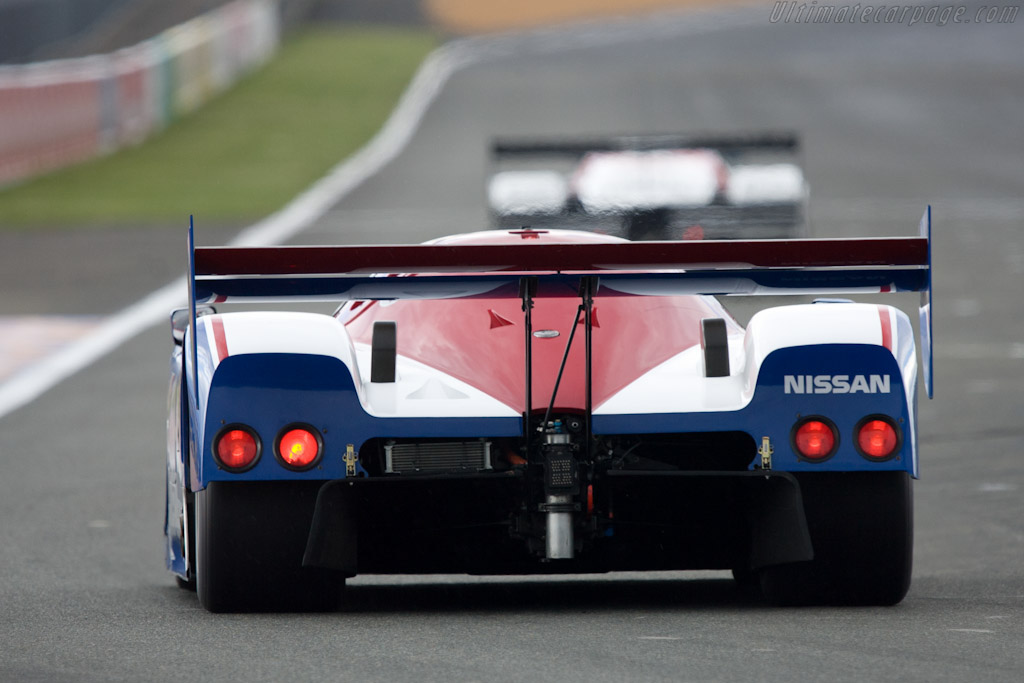 Nissan R90CK - Chassis: R90C/5   - 2008 24 Hours of Le Mans