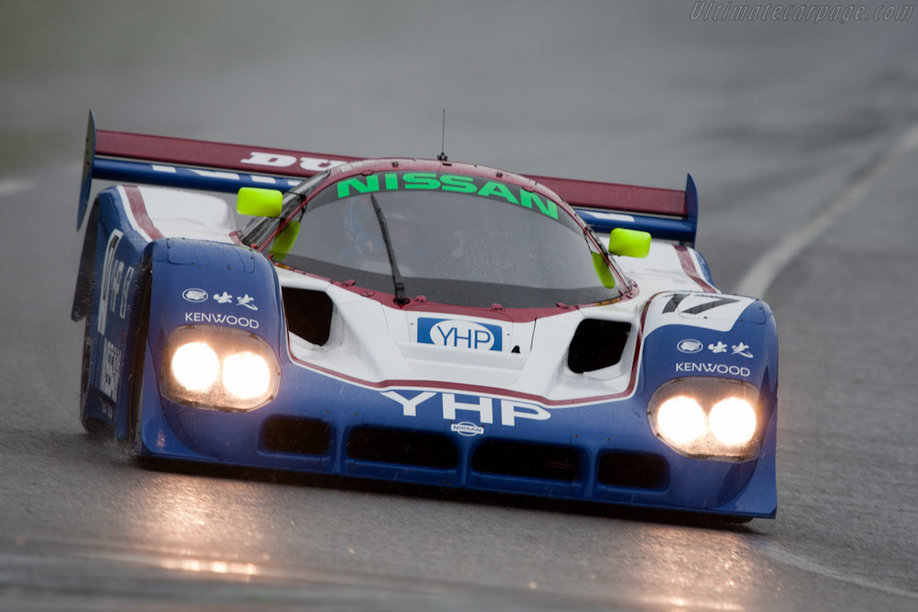 Nissan R90CK - Chassis: R90C/1   - 2010 24 Hours of Le Mans