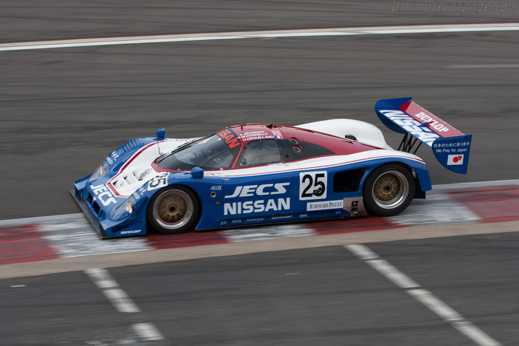 Nissan R90CK - Chassis: R90C/5   - 2011 Spa Classic