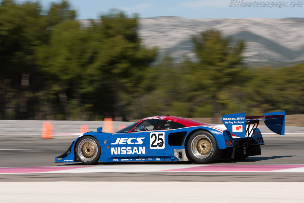 Nissan R90CK - Chassis: R90C/5   - 2011 Dix Mille Tours