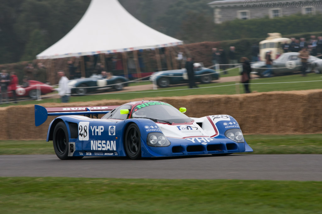 Nissan R90CK - Chassis: R90C/1   - 2012 Goodwood Preview
