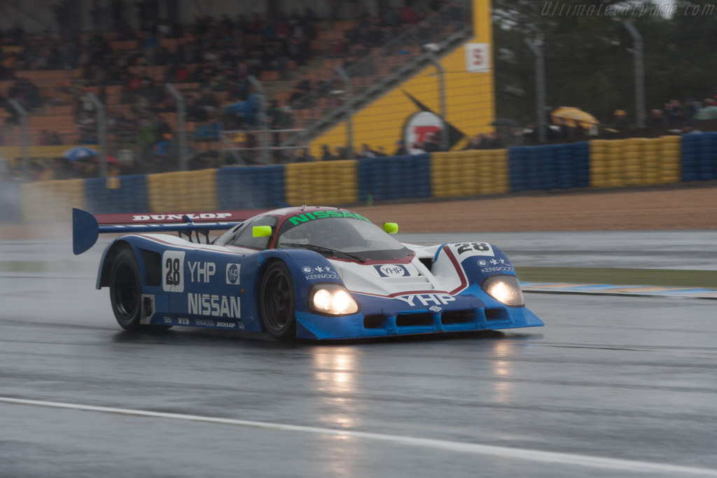 Nissan R90CK - Chassis: R90C/1   - 2012 24 Hours of Le Mans
