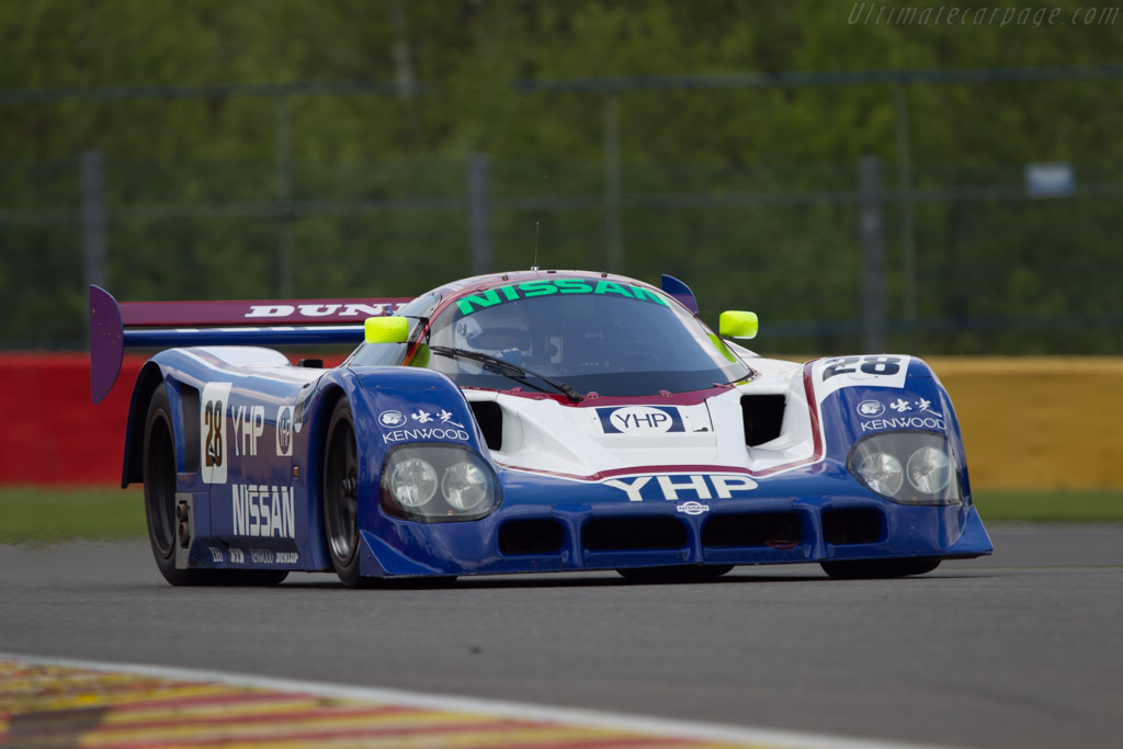 Nissan R90CK - Chassis: R90C/1   - 2013 Spa Classic